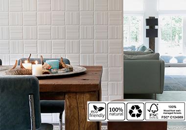 caractéristiques panneau bois selectwalls