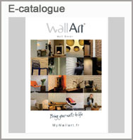 Catalogue dalle murale