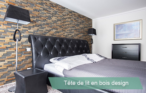 Tete de lit DIY