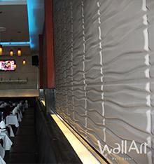 Mur 3d decoratif