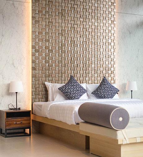 mur en bois rabuto