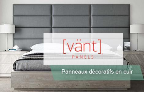 Panneaux décoratif capitonnés