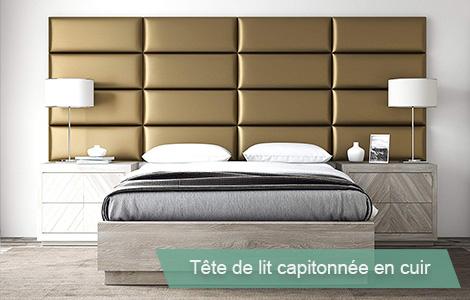 Panneau Tete de lit Vant