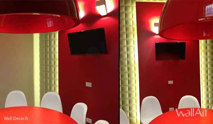 Déco salon moderne et design