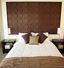 panneau decoratif tete de lit