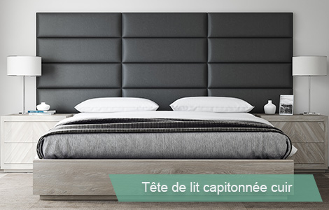Habiller une tete de lit design diy